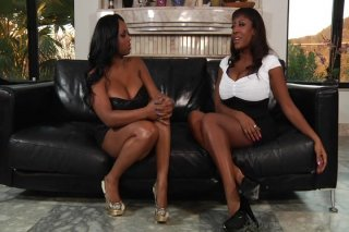 Streaming porn video still #1 from Black Mommas Vol. 3