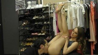 Streaming porn video still #2 from FemDom Ass Worship 34