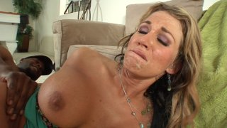 Streaming porn video still #9 from Mom's Black Fucking Diary