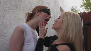 Streaming porn video still #7 from Subby Girls Vol. 2: Here Kitty Kitty