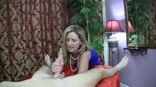 Streaming porn video still #1 from Hot MILF Handjobs #5