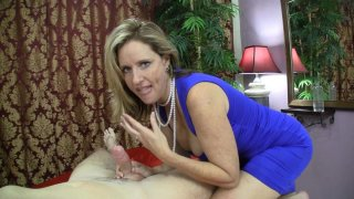 Streaming porn video still #6 from Hot MILF Handjobs #5