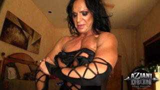 Streaming porn video still #5 from Muscle MILFs Vol. 2