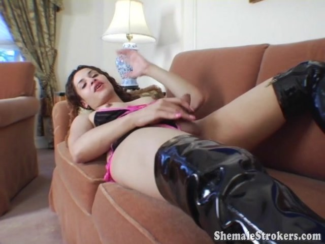 ercia sexy shemale
