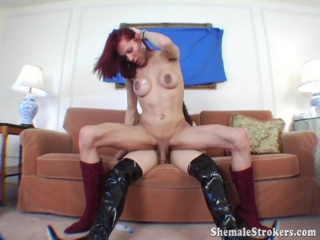 Shemale strokers ruby