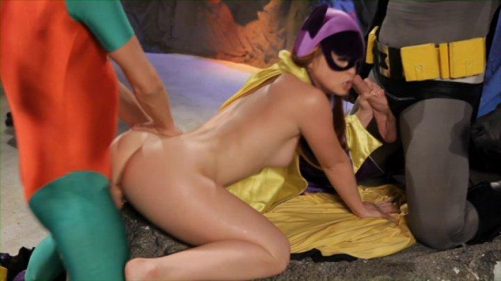 batgirl порно пародия на