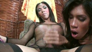 Streaming porn video still #9 from Debra & Michelle