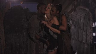 Streaming porn video still #4 from Fallen II: Angels & Demons