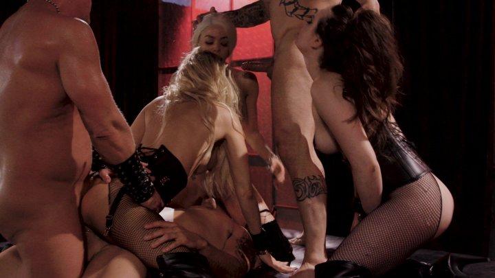 Streaming porn video still #1 from Fallen II: Angels & Demons