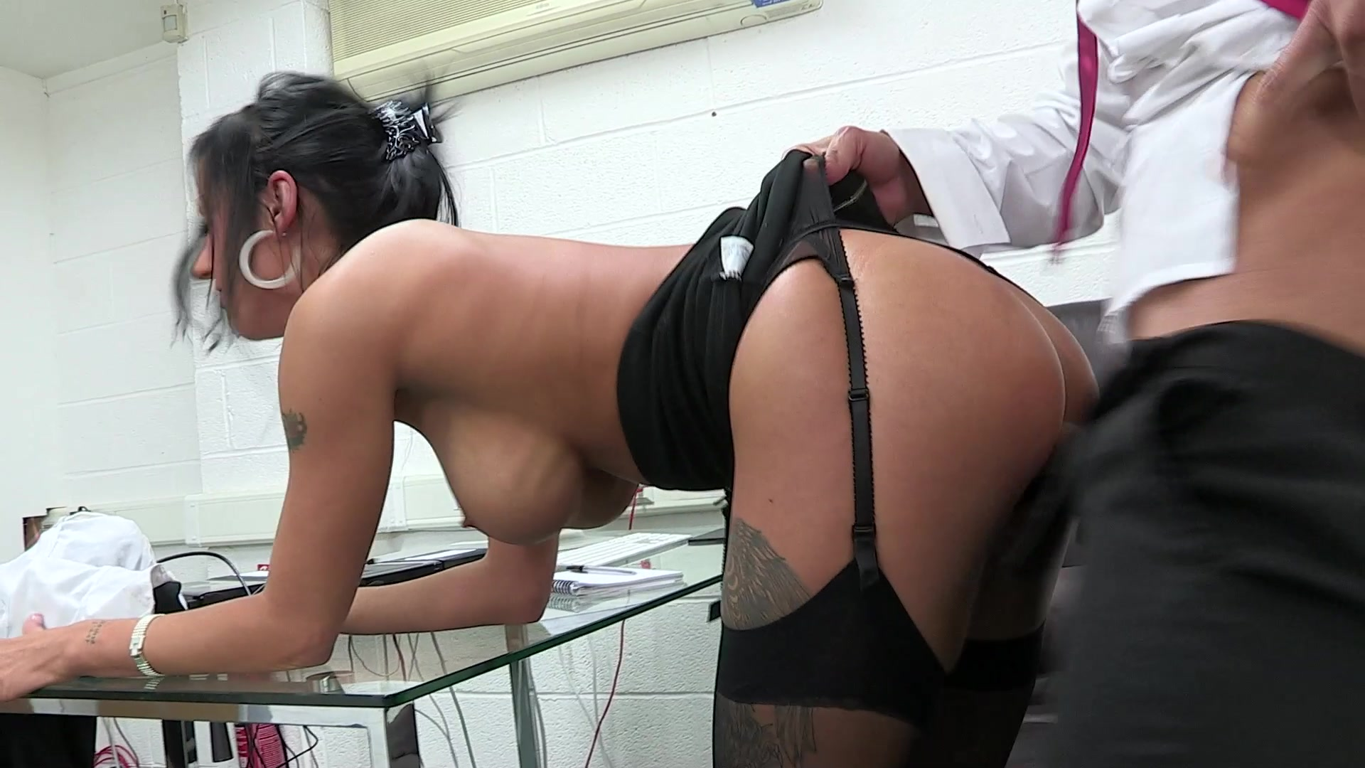 Sexy Office Girls