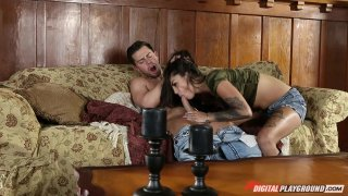 Streaming porn video still #17 from Rotten To The Core