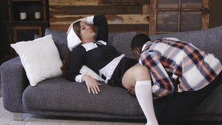 Streaming porn video still #1 from Amish Girls 2
