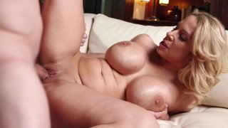 Streaming porn video still #3 from I Love My Mom's Big Tits #3