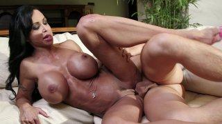 Streaming porn video still #4 from I Love My Mom's Big Tits #3