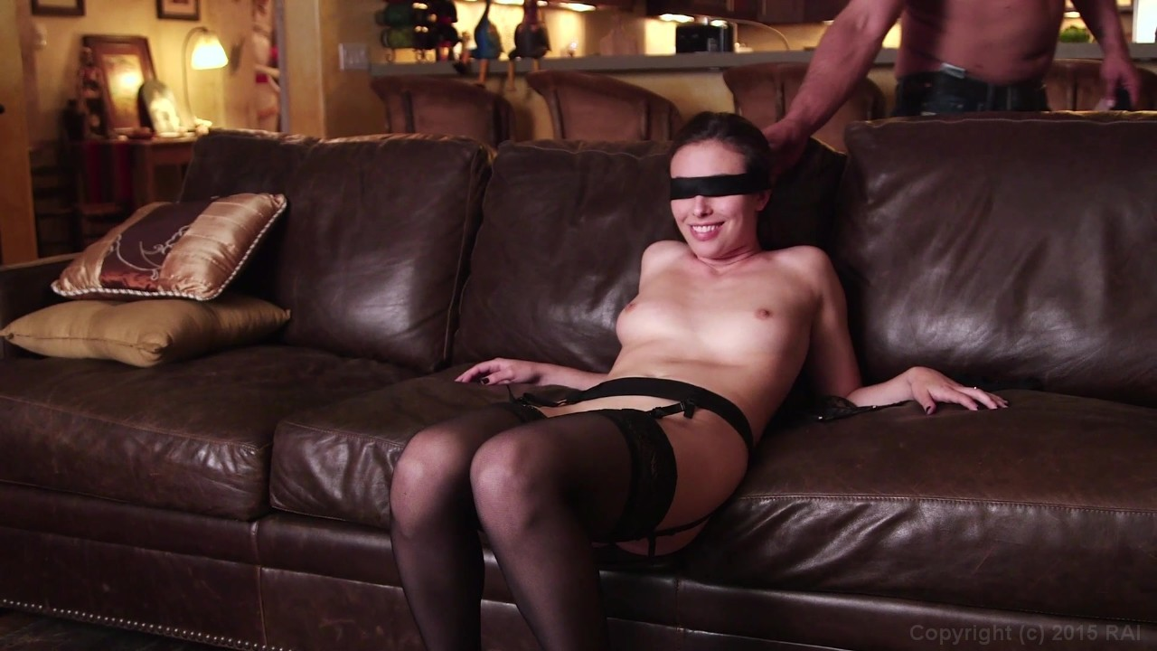 Her blindfolded sex movies love