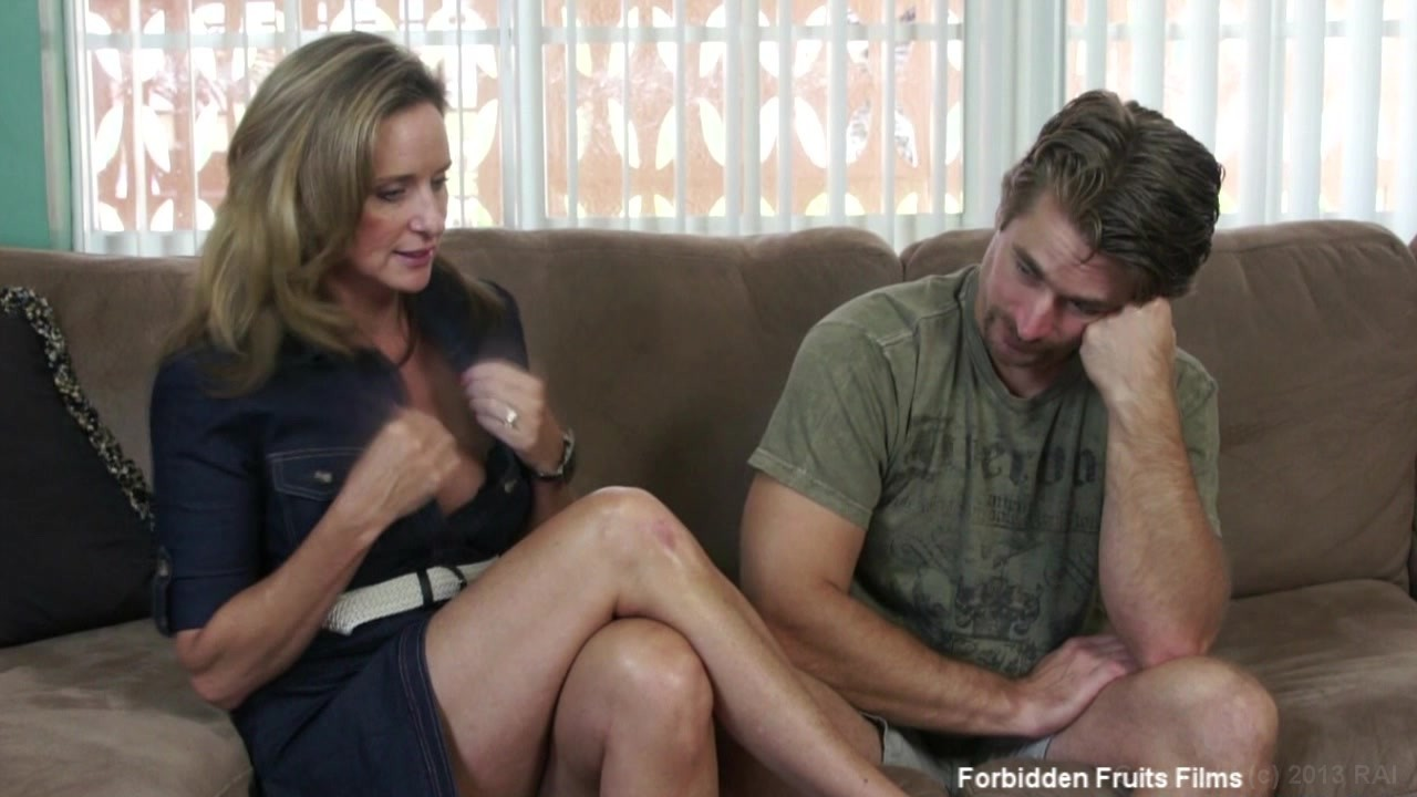 son in law hand job