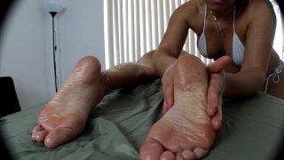 Streaming porn video still #3 from Lesbian Massages