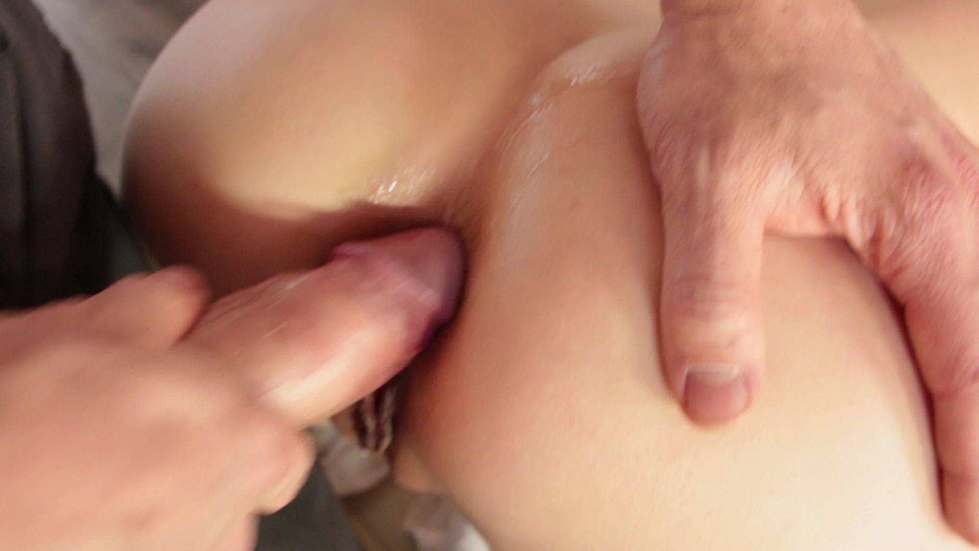секс анальный контакте нежный фото в