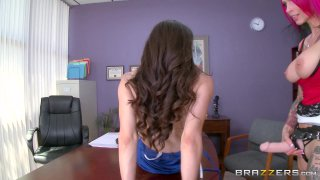 Streaming porn video still #6 from Brazzers: Double Feature