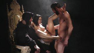 Streaming porn video still #6 from Sacrosanct