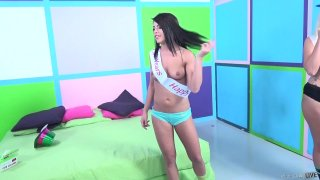 Streaming porn video still #9 from Fuck a Fan Adriana Chechik, Jennifer White, Layla Price