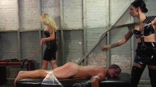 Streaming porn video still #9 from Kink School: Extra Credit