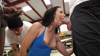 Streaming porn video still #3 from Down My Throat 2