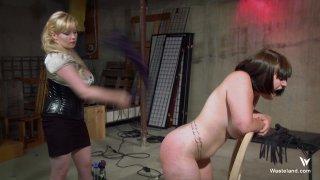 Streaming porn video still #6 from Fierce FemDoms