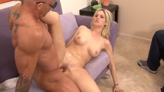 Streaming porn video still #8 from 1st Time Swingers 3
