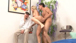 Streaming porn video still #4 from 1st Time Swingers 3