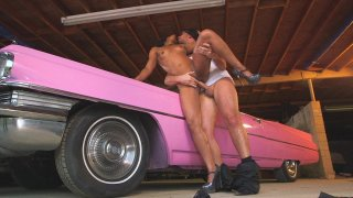 Streaming porn video still #4 from Kill Bill: A XXX Parody