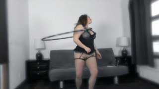 Streaming porn video still #2 from Horny Hairy Girls 57