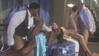 Streaming porn video still #6 from Mobster's Ball