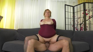 Streaming porn video still #6 from Horny Grannies Love To Fuck 12