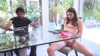 Streaming porn video still #2 from Stepdad Seduction #2