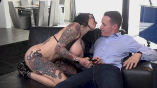Streaming porn video still #2 from Axel Braun's Inked 4