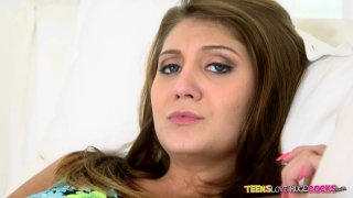 Streaming porn video still #3 from Teens Love Huge Cocks Vol. 13