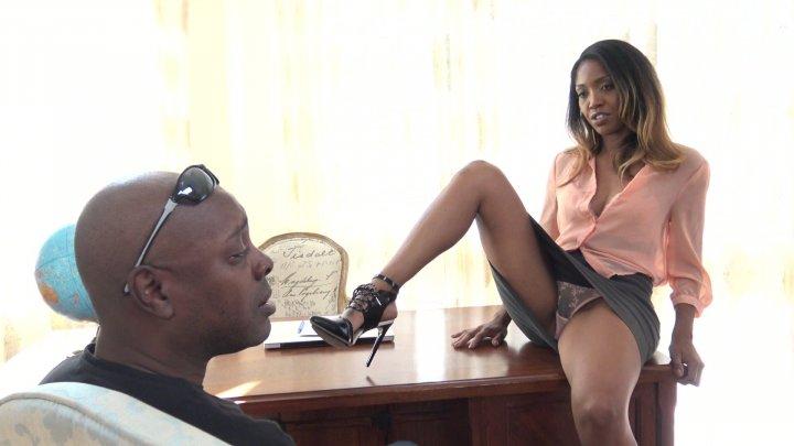 Streaming porn video still #2 from Black Mommas Vol. 4