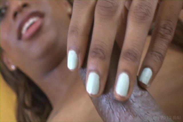 Streaming porn video still #1 from Black Tranny Whackers 17