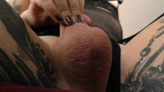 Streaming porn video still #1 from She-Male Strokers 87