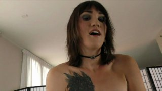 Streaming porn video still #8 from She-Male Strokers 87