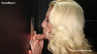 Streaming porn video still #1 from Gloryhole Secrets: Fresh Amateur Faces