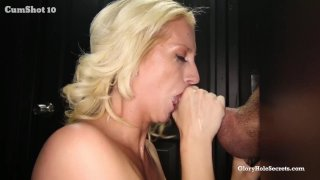 Streaming porn video still #5 from Gloryhole Secrets: Fresh Amateur Faces