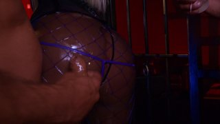 Streaming porn video still #1 from Oil Slick