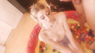 Streaming porn video still #7 from Oiled & Spoiled