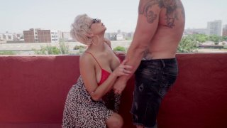 Streaming porn video still #1 from Public Squirting