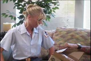 Streaming porn video still #1 from Uniform Babes