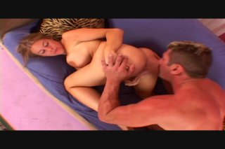 Anal attack Blonde