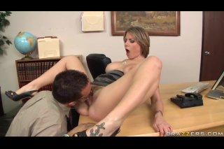 Streaming porn video still #2 from Big Tits At Work Vol. 10