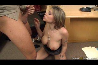 Streaming porn video still #9 from Big Tits At Work Vol. 10